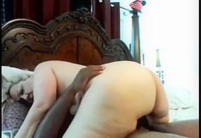 Ebony sucking big black cock