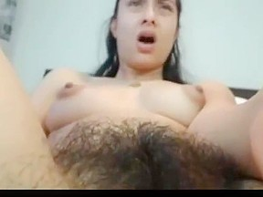 Girls scary hairy ass