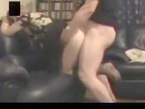 White wife spanked by black