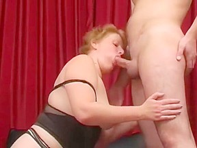 Mature redhead fabienne extreme