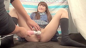 Solo anal toy heels huge