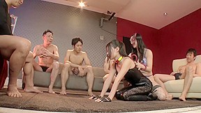 Amateur group sex videos