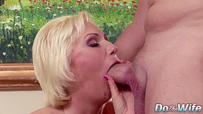 Real amatuer matuer wife many creampies