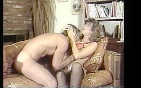 Retro hairy girl part 1