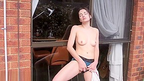 Hairy mature does black tube