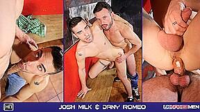 Free gay spanking clip