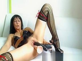 50 mature pantyhose feet worship