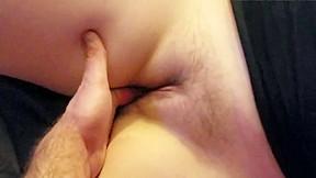 Hand job cum shot video