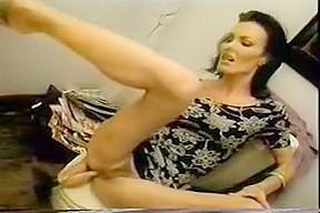 Secretary anal stockings mature mom tube
