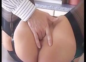 Cum on panties mature