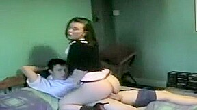 Amateur young couples creampies
