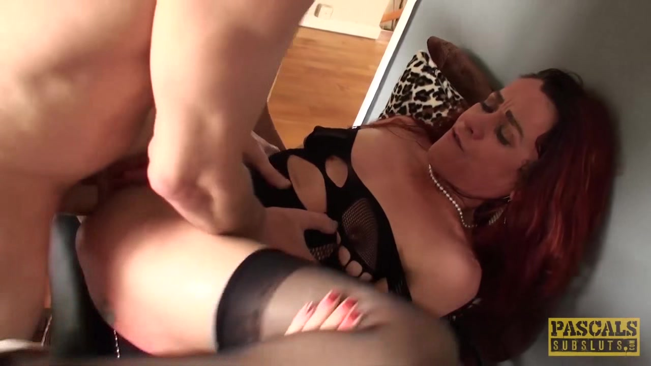 image Redhead subslut monica bollocksy made red with hardcore anal
