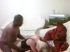 Mid age black couples having sex