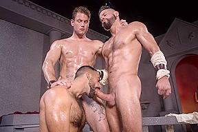 Chubby hairy gay men