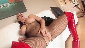Alison angel big tits