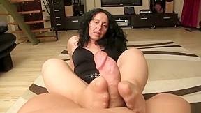 Sex with a mature women