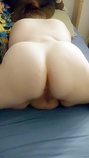 Big butt and wet pussy
