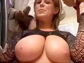 Jamie elle butt bukkake