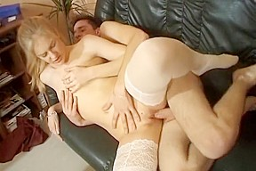 Blondes and midgets sex