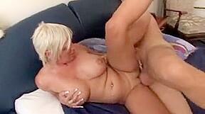 Mature big tit tgp