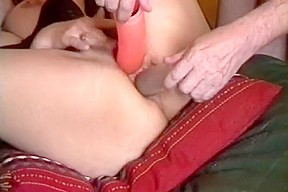 Double penetration orgy porn