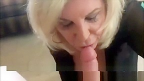 Hot blonde first lesbian sex