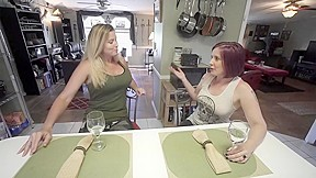 Teen and milf lesbian videos