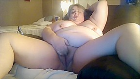 Smooth pussy with cock in it