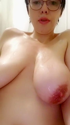 She likes to show her pussy