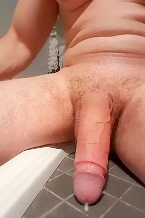 Real pulsating vaginal masturbation