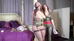 Lesbian mature tube galore