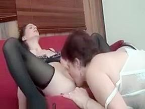 Lesbian analingus charley chase