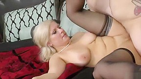 Busty blond with bbc homemade