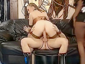 Interracial older sex woman