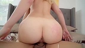 Big white ass ssbbw