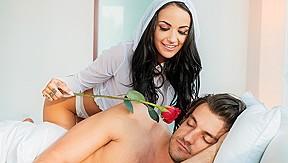 Milf big tits boys free porn