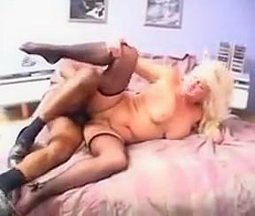Black couple cum together