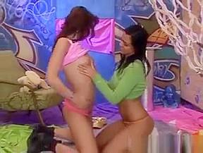 Lesbian big boobs dildo free