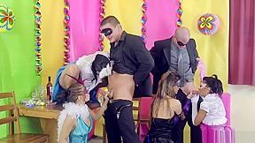 Lesbian group sex hardsextube