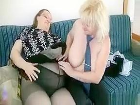 Men sucking bit tits