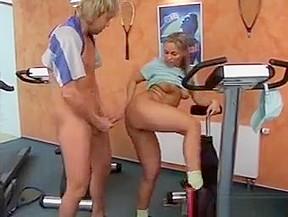 Brunette blowjob tits jenny
