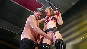 Hardcore bondage fetish porn