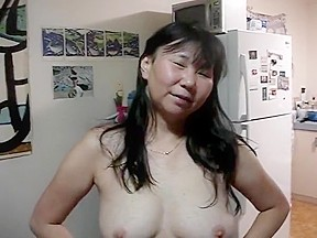 Asian front of husband