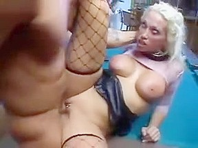 Sharon ass toyed video
