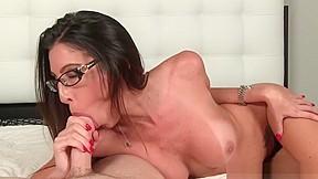 Sandra laursen first blowjob