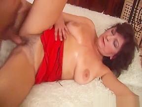 Penis in hairy vagina