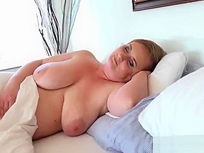 Blonde busty cute natural young