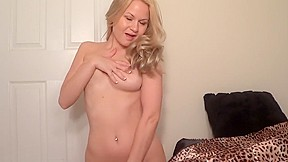 Girl licking cum off a pussy