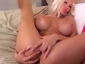 Blonde lesbians with strapons