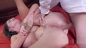 Key hole hotel nude